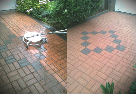 Patio Cleaning Camden